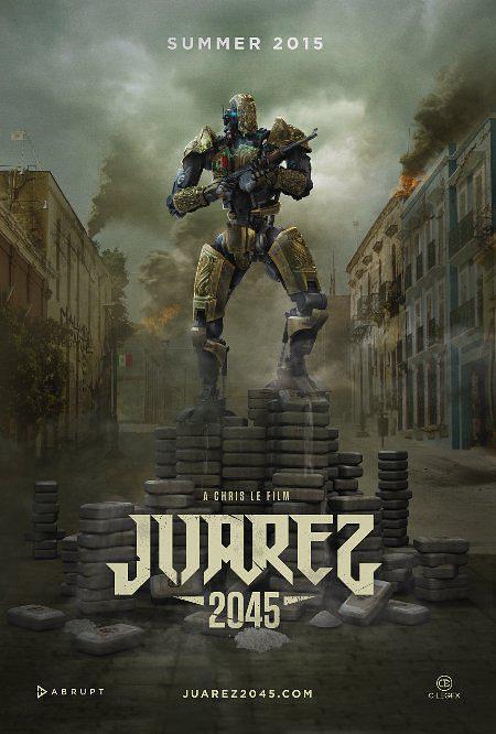 血战机械人/血战机械人 juarez 2045