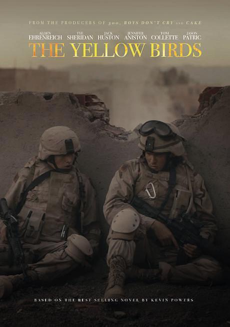 黄鸟/the yellow birds
