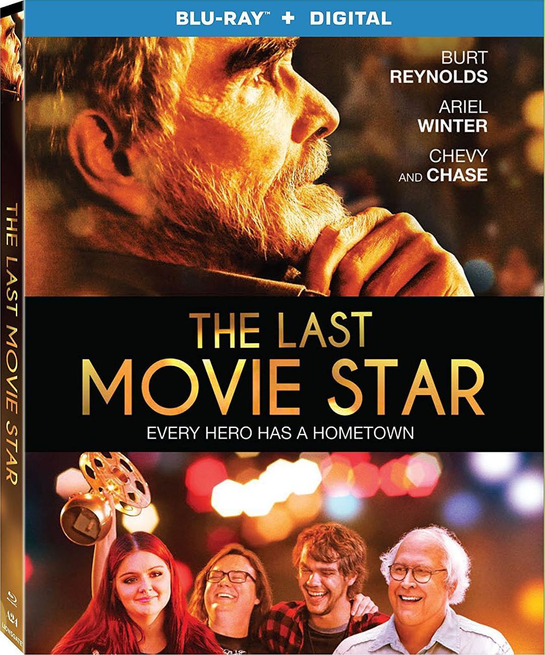 潦倒岁月/潦倒岁月 the last movie star
